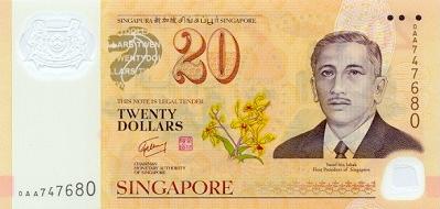 Szingapúri dollár (SGD) és Egyesült Államok dollár (USD) Valuta átváltás kalkulátor
